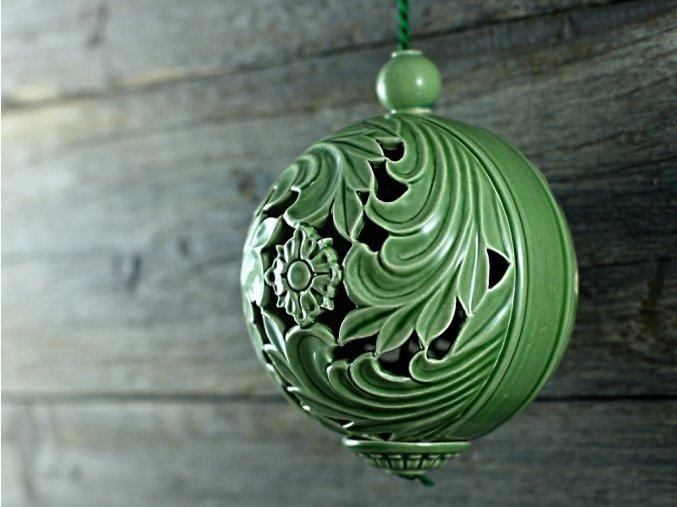 aroma difuzér velký zelený
