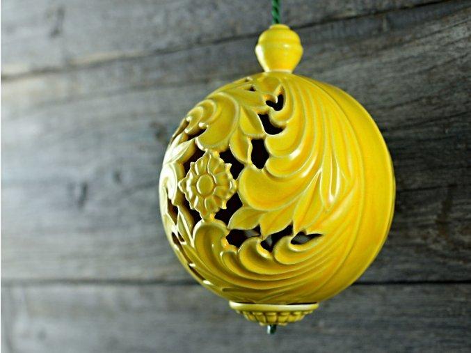 aroma difuzér velký žlutý