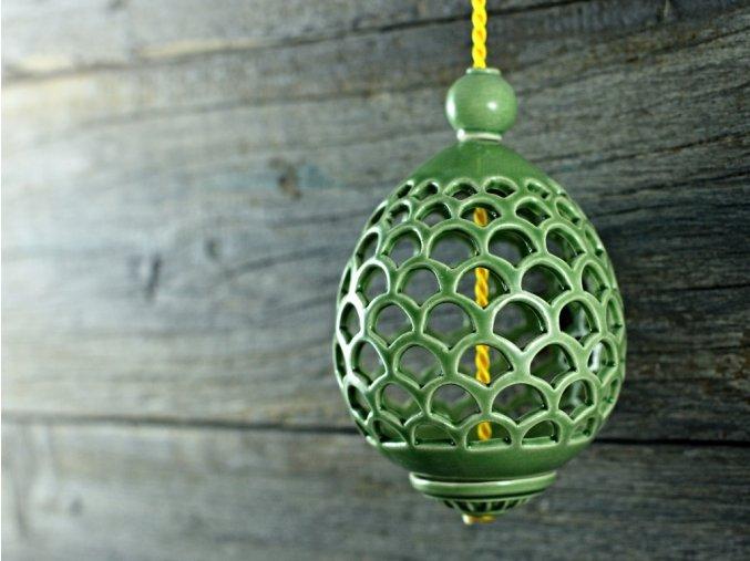 aroma difuzér vajíčko zelený
