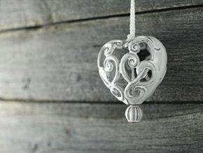 srdce rustik