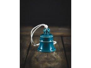 zvonek modrý