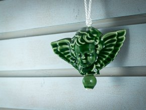 anděl zelený 1