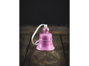 zvonek lila