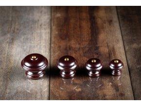 porcelán knopky 15