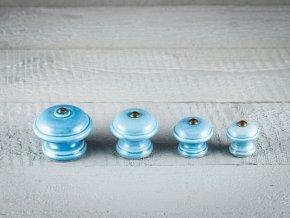 modre knopky