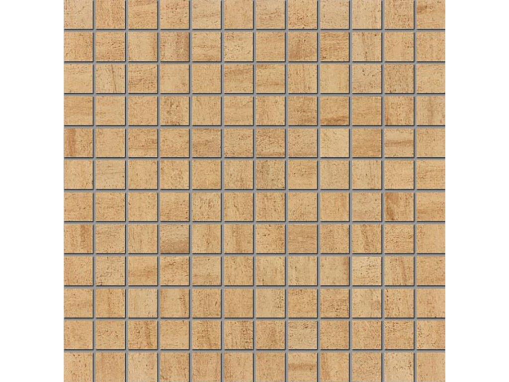 Timber WDM02122 mozaika hnědá