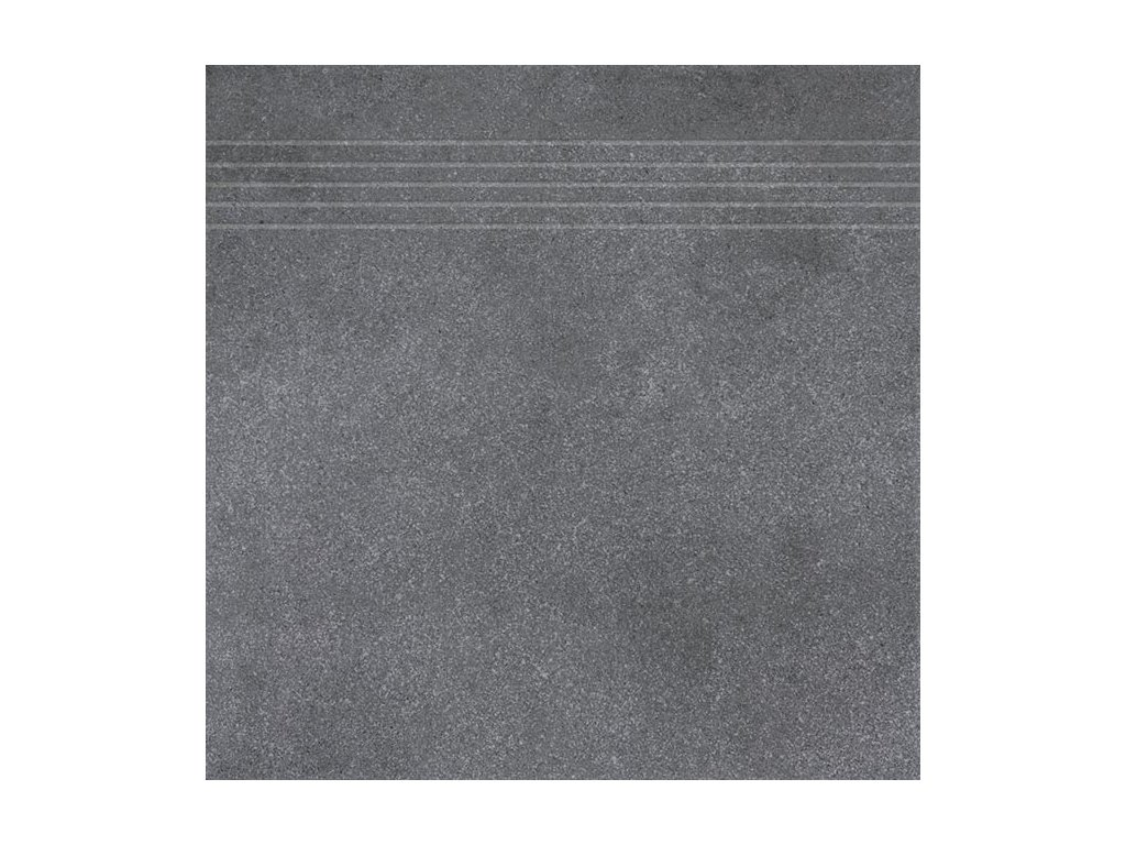 Form schodovka Rako tmavě šedá DCP3B697