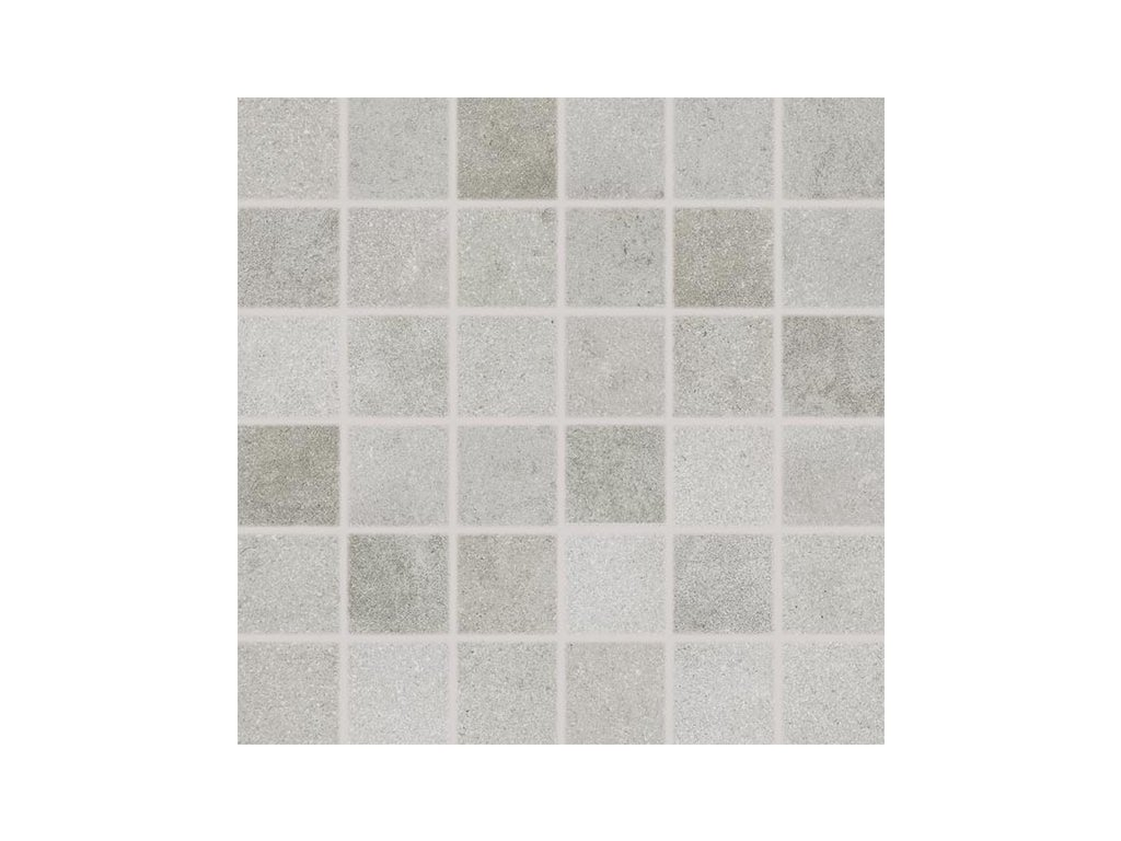 Form šedá mozaika Rako DDM05696