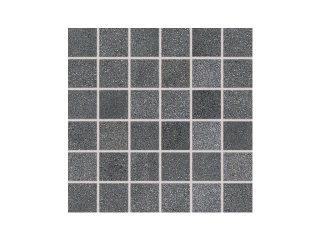 Form Rako mozaika tmavě šedá DDM05697