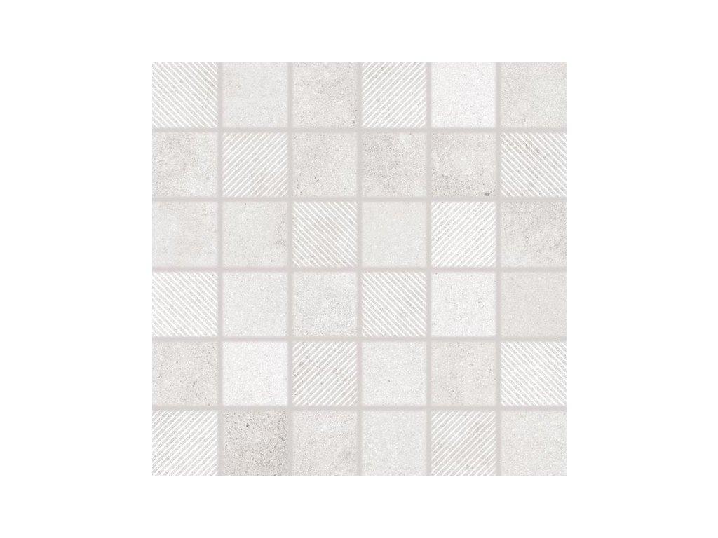 Form mozaika světle šedá DDR05695