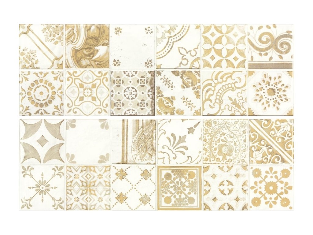 Majolika WARVE148 obklad patchwork