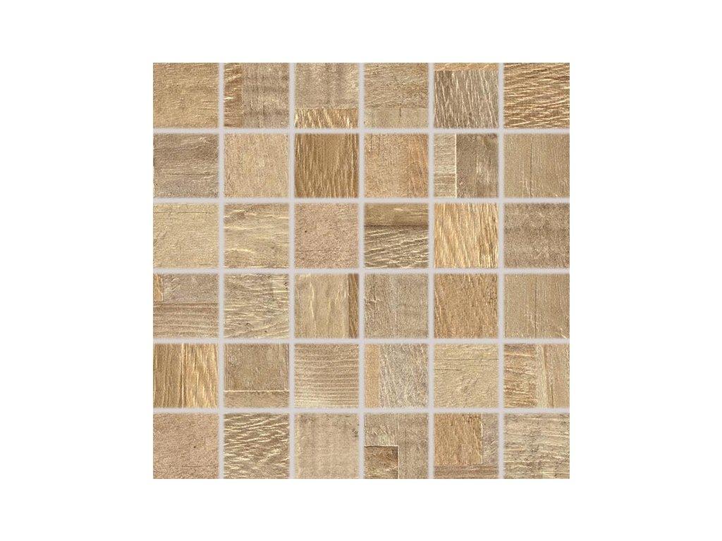 Rako Era mozaika v imitaci dřeva DDM05707