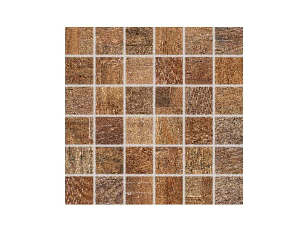 Rako Era mozaika v imitaci dřeva DDM05708