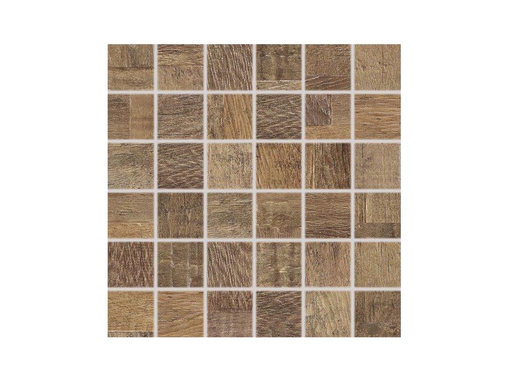 Rako Era mozaika v imitaci dřeva DDM05709
