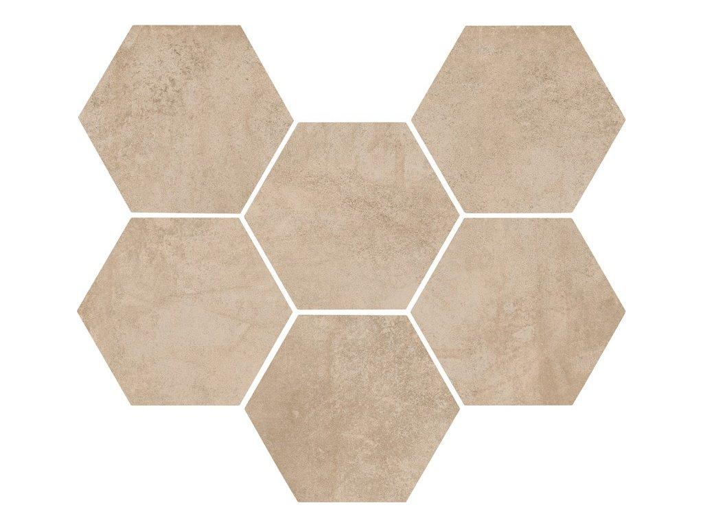 Clays Hexagon MM5R sand