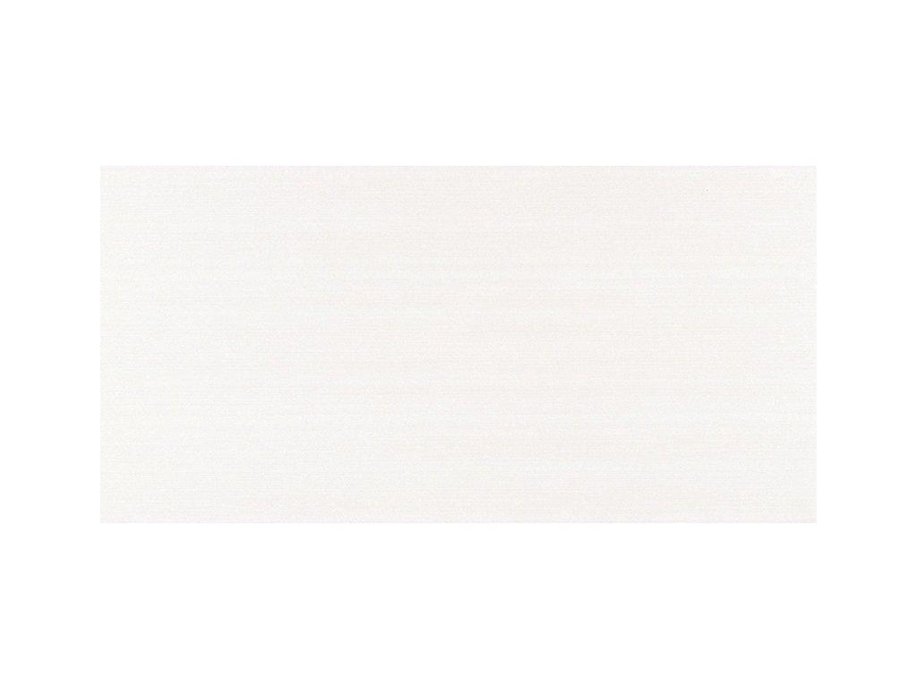 Obklad Habitat Ice bílý matný 25X50