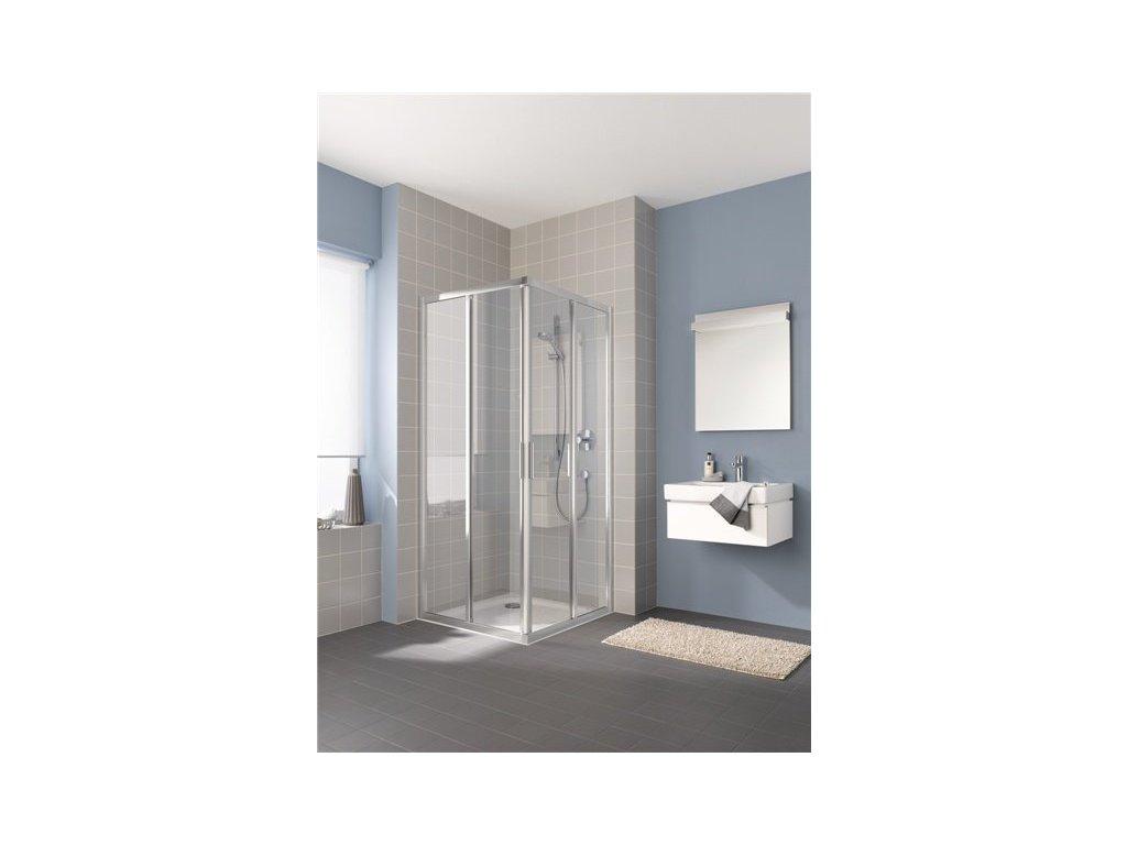 Cada XS čtvercový sprchový kout