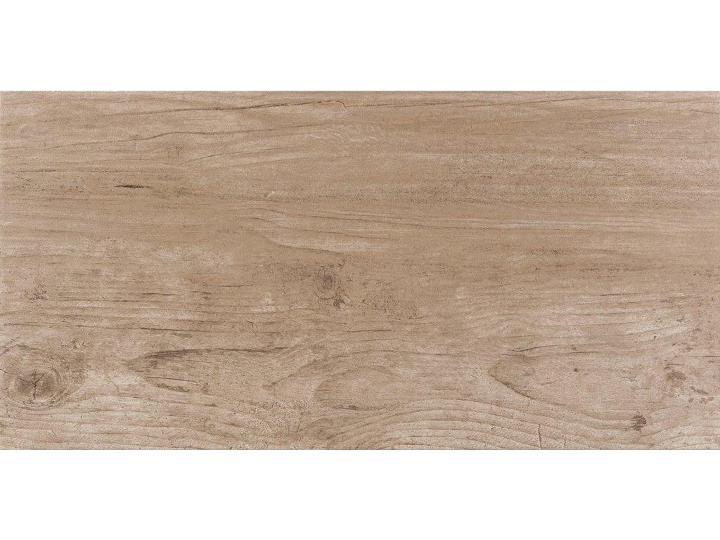 FOREST brown hnědá dlažba imitace dřeva mrazuvzdorná 30x60