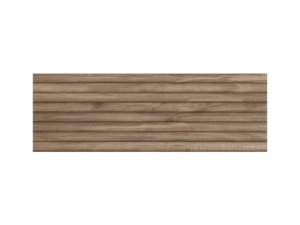 Infinity brown premium obklad v imitaci dřeva
