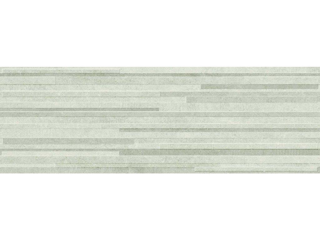 Marazzi Dover grey block 3D M13K obklad šedý imitace kamene