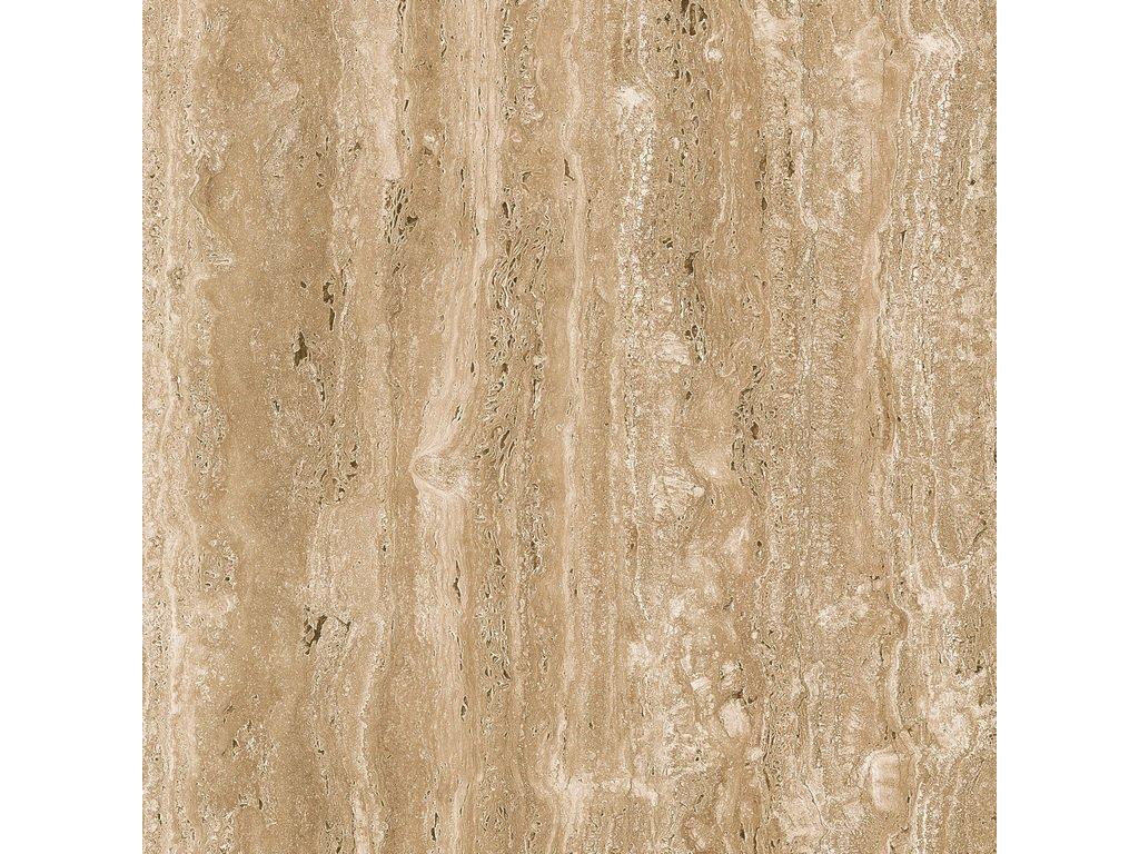 Tahiti Dark, dlažba, hnědobéžová, matná, 33x33