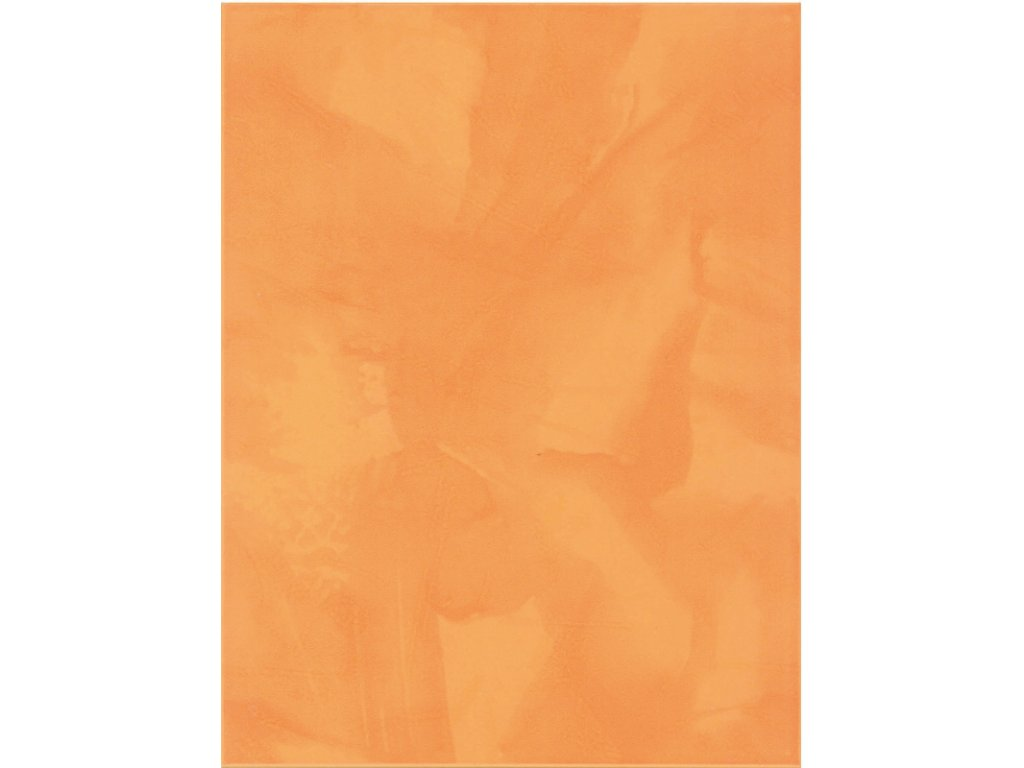 Ivana WATKB393 obklad oranžový matný