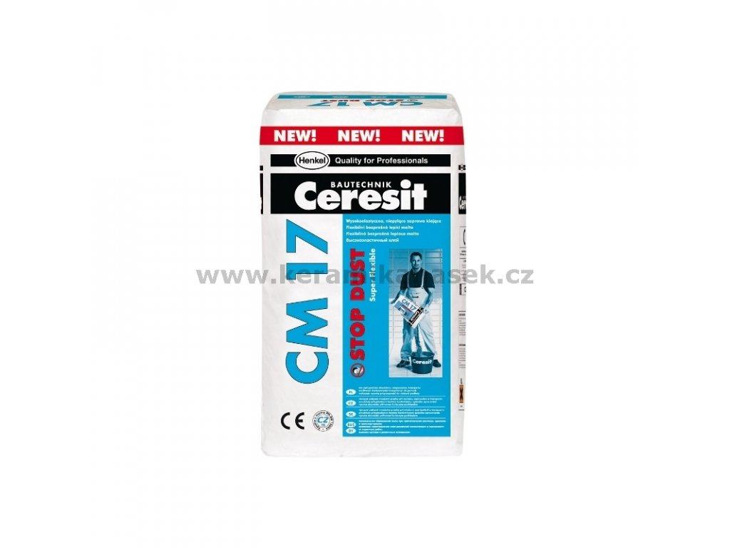 CM 17 Stop Dust vodoznak