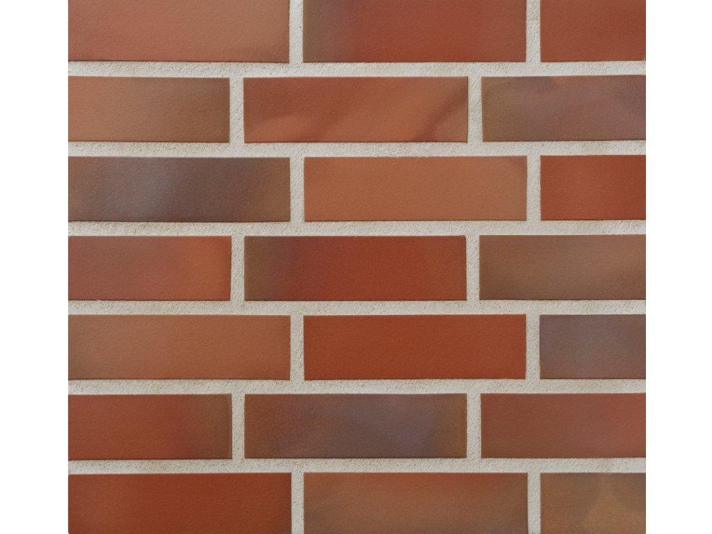 Keravette 316 2110 patrician red flashed fasádní obklad obklady pásky