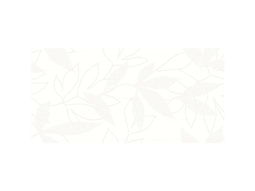 Rako Easy dekor bílý WITMB060