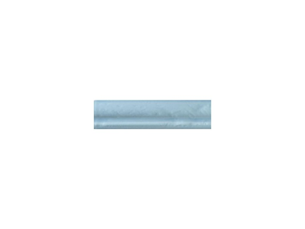 Neo listela modrá lesklá WLRE8033