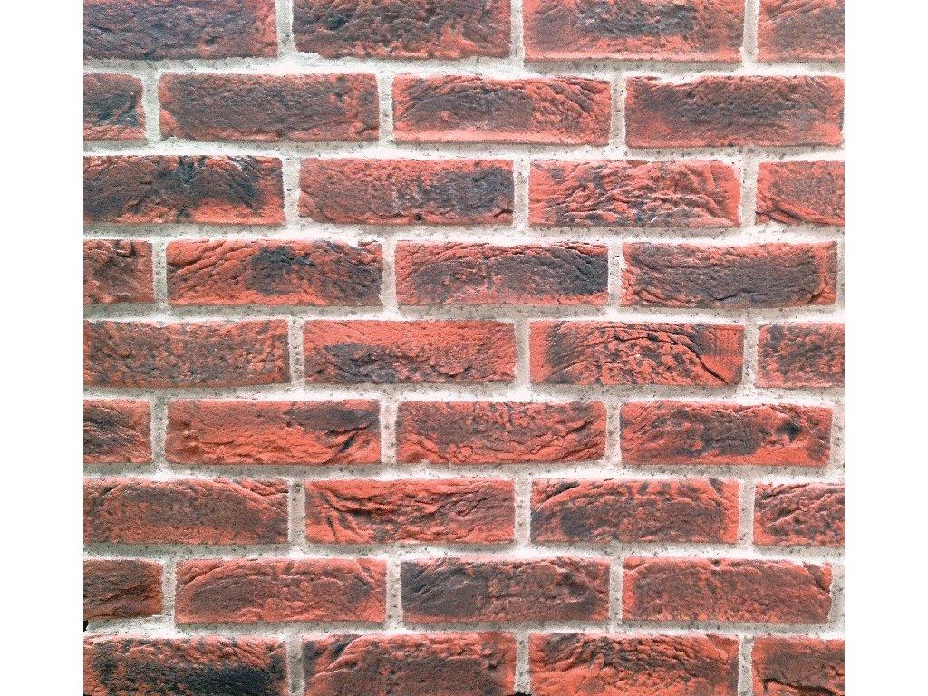 Fasádní obklad obklady Holland brick 306 Bruggy Wild Stone