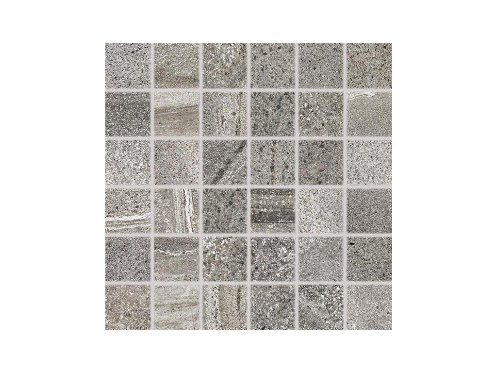 Random Rako mozaika tmavě šedá DDM06679