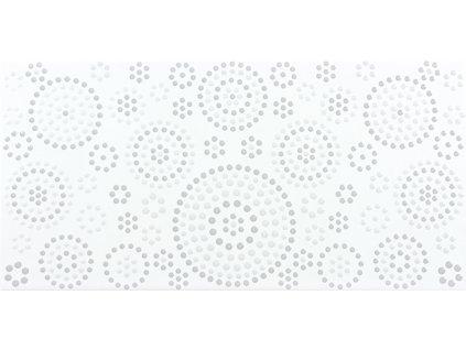 Living Country WITMB260, dekor, bílý, matný, 20 x 40 x 0,7 cm
