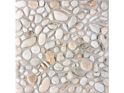 Pebbles Rako dlažba kámen říční oblázky DAR3B700