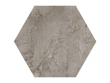 Pietra Hex grigio dlažba obklad 20x23