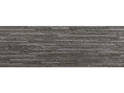 Havana Nero obklad imitace kamene černá 40x120