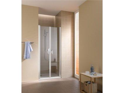 dvoukřídlé kyvné dveře CADA XS