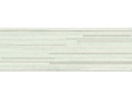 Marazzi Dover M13J obklad white block 3D bílý