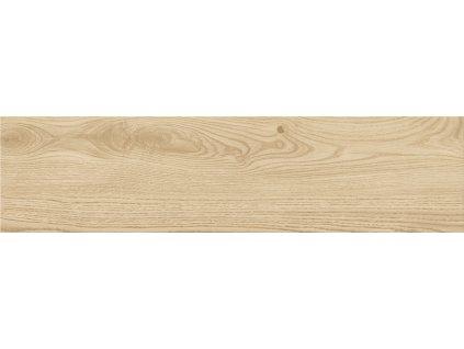 NATIVE ALMOND dlažba imitace dřeva světle hnědá