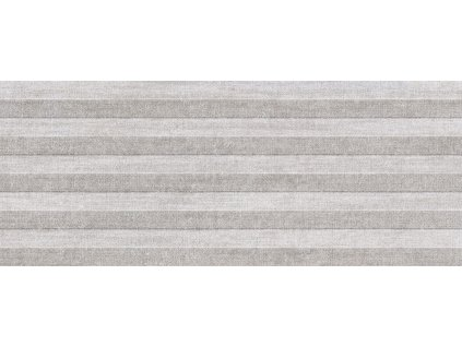 Motivo stripes grey 20x50 decor obklad