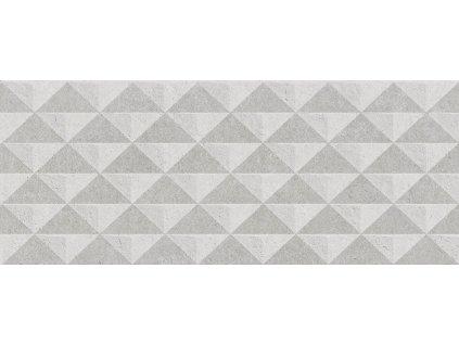 Motivo diamond grey diamond 20x50 decor dekor obklad