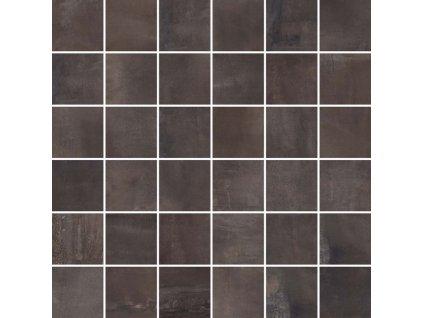 ABK Ceramiche Interno 9 mozaika MOSAICO QUADRETTI DARK