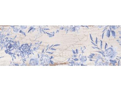 NOSTALGIA WHITE DC FLOWER dekor dekorační obklad