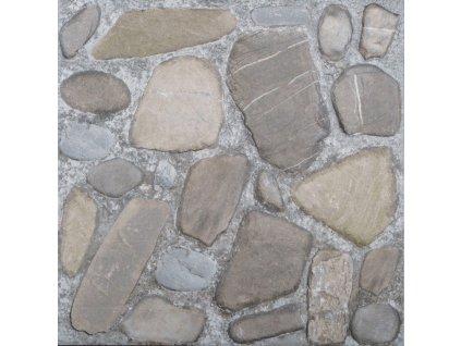 Ulpia grey dlažba imitace kamene šedá 7342