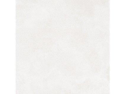 Solid DAK63480, dlažba, bílošedá, matná, 60x60 cm