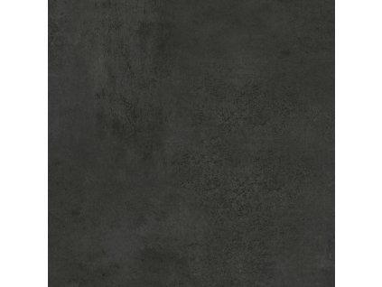 Laurent Anthracite, dlažba, černá, matná, 18,6x18,6 cm