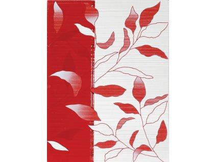 Viva red dekor inzerto 25x33
