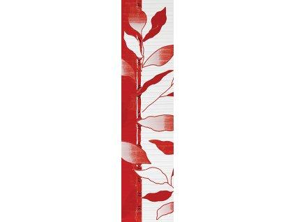 Viva red  listela 8 x 33 cm