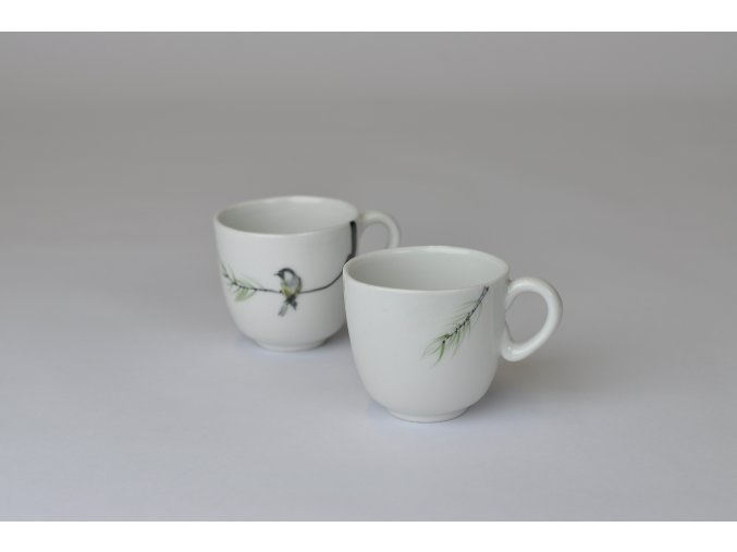 Sýkorka a borovice Lungo 70ml