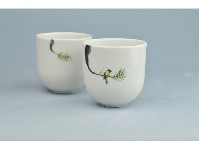 Sýkorka pohárek 220ml